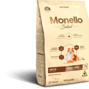 Alimento Monello Select Pollo