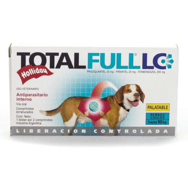Total full lc para perros